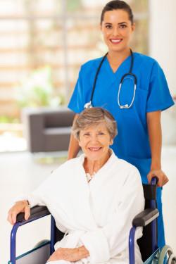 Caring Hands Home Care - Senior Home Care Agency in Solana Breach, California