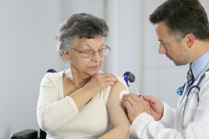 Senior Flu Tips