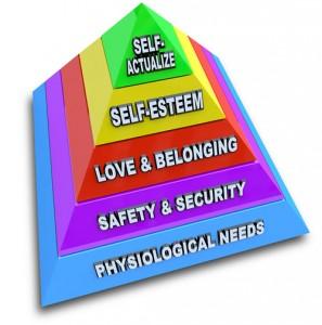 Pyramid - elderly needs